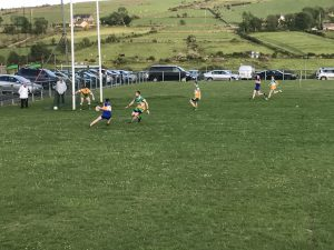 ACFL Division 3 Attical v Saul June 2nd 2017