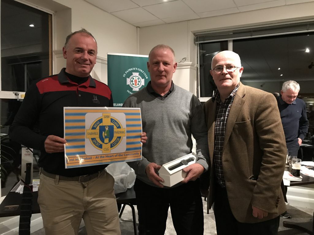 Club Notes 11th September 2017